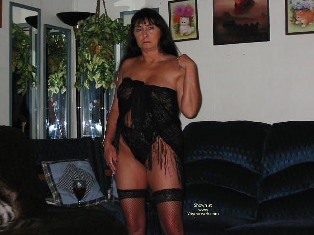 Pic #1 - Victoria In Black