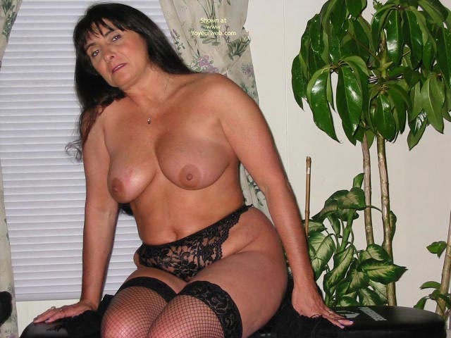 Pic #4 - Victoria In Black