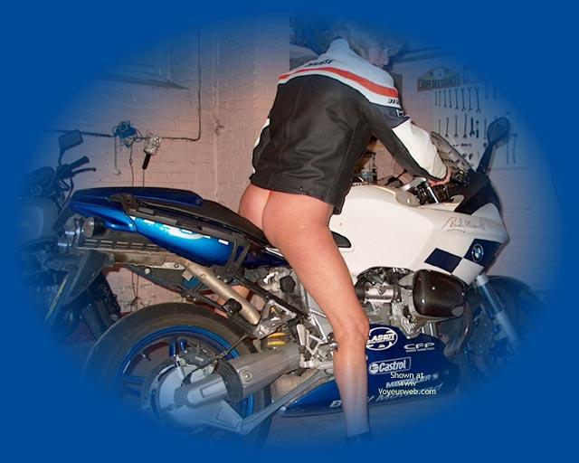 Pic #1 - On Bike A Moto!