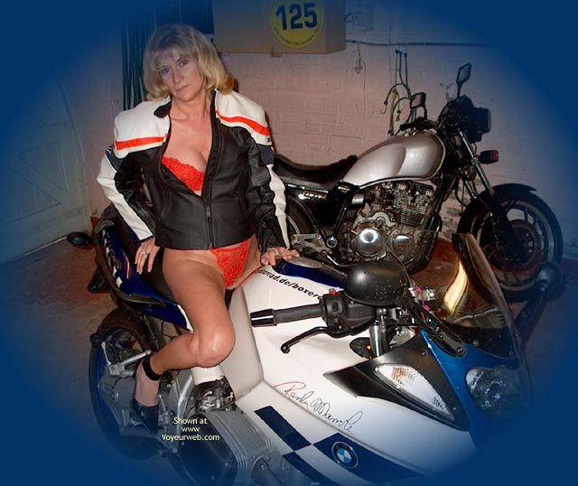 Pic #3 - On Bike A Moto!