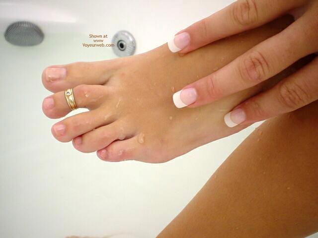 Pic #5 - Aussiejewel Foot Fetish