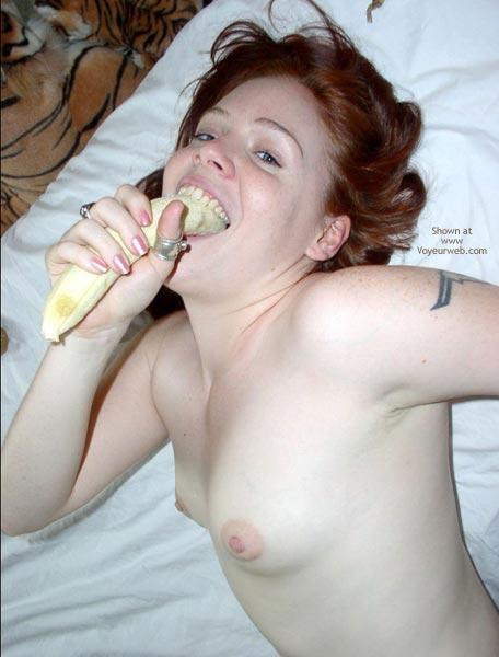 Pic #4 - Angel And The Banana