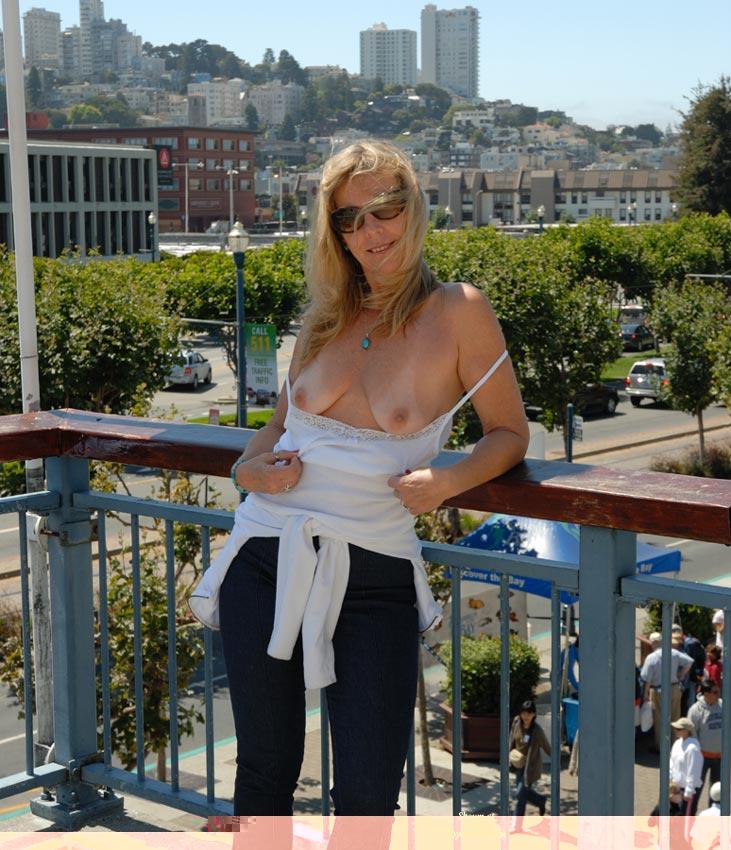 Pic #3 Natasha - San Francisco By The Bay