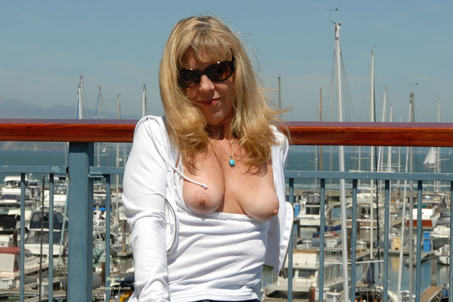 If you love boats, SF Bay area is the place to come. BTW don't forget to take a look at my floatation devices. *wink*