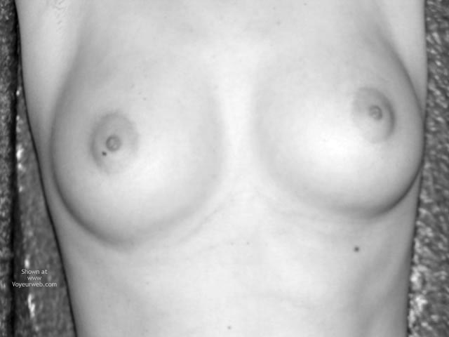Pic #2 - Wonderful Breast Of My 21 Gf !