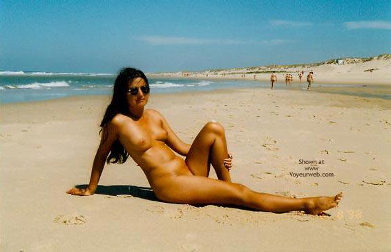 Pic #7 - Kati Am Strand Teil 1