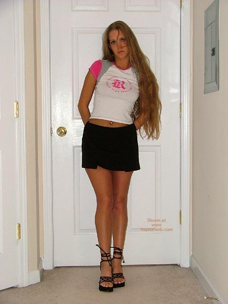 Pic #1 - Good Girl Cute In Skirt