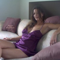 Kali Naked On The Couch 1