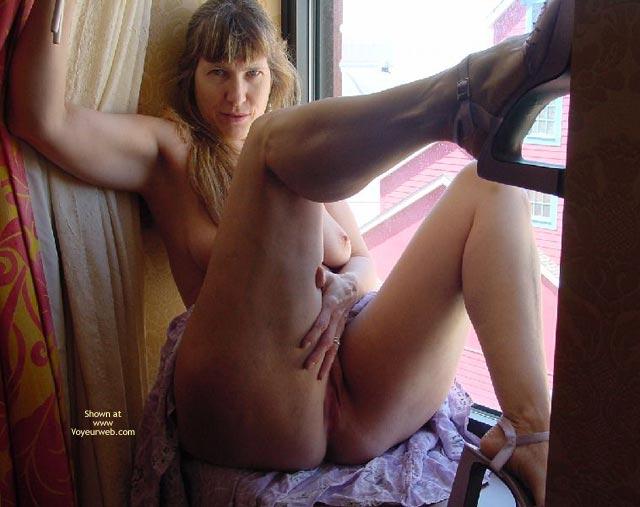 Pic #3 - Purple Patty In Atlantic City Window