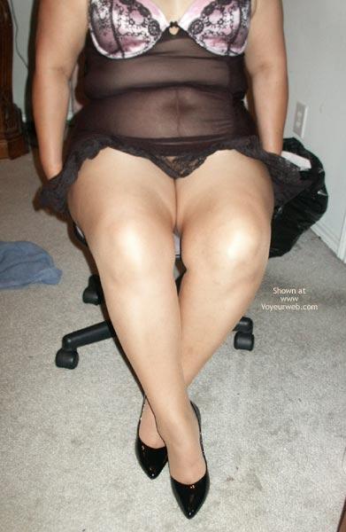 Pic #1 - Voluptuous Latina Wife