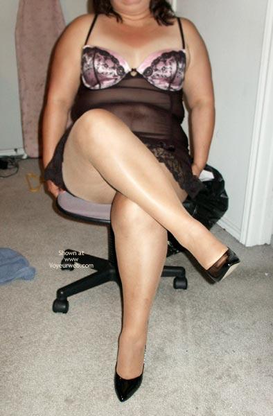Pic #2 - Voluptuous Latina Wife