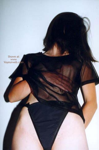Pic #2 - Fanny In Black And Nude