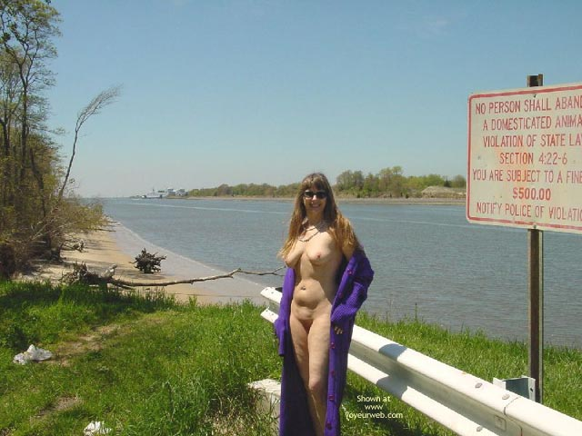 Pic #2 - Purple Patty On The River