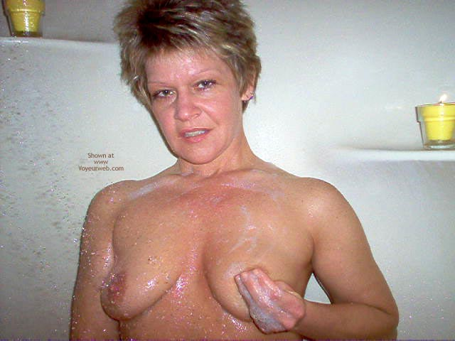 Pic #9 - Angelique In The Shower