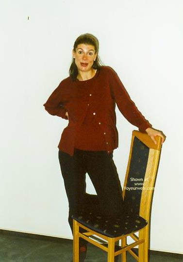 Pic #1 - Anette Schwanger!