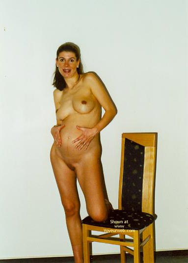 Pic #4 - Anette Schwanger!