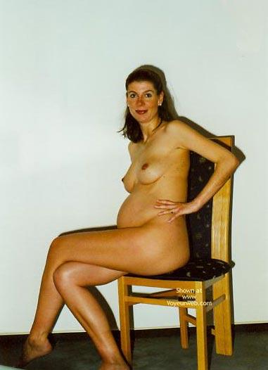 Pic #6 - Anette Schwanger!