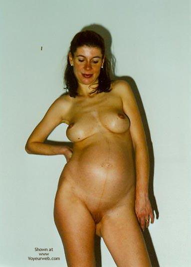 Pic #7 - Anette Schwanger!