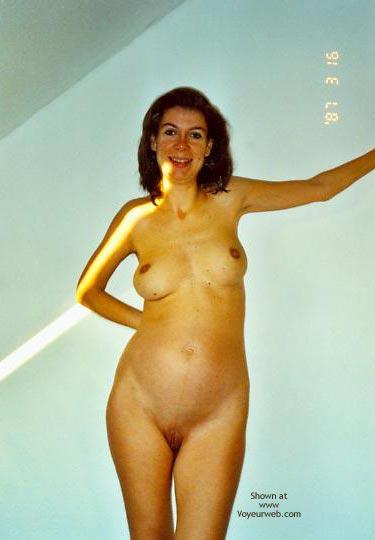 Pic #6 - Anette Schwanger 4 Monat