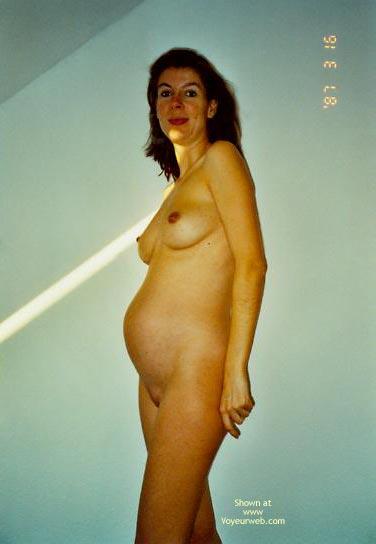 Pic #7 - Anette Schwanger 4 Monat