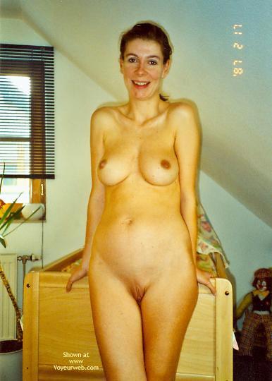 Pic #8 - Anette Schwanger 4 Monat