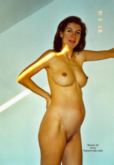 Pic #9 - Anette Schwanger 4 Monat