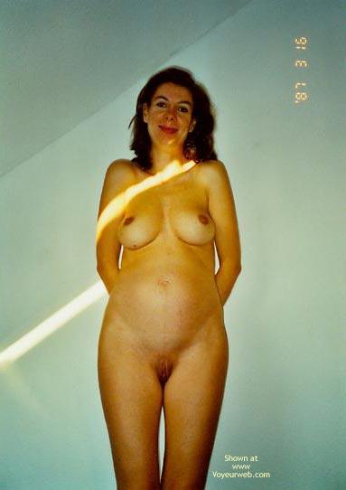 Pic #10 - Anette Schwanger 4 Monat