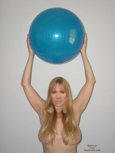 Pic #1 - Ms. Jones Balls