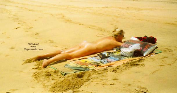 Pic #5 - Bea In Frankreich Am Strand
