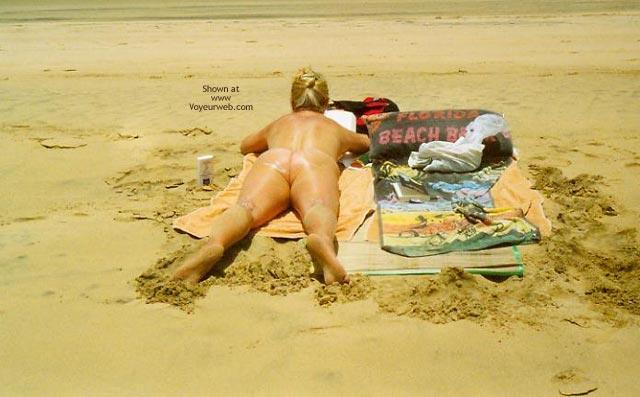 Pic #6 - Bea In Frankreich Am Strand