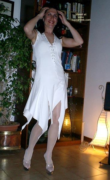 Pic #1 - Sexycri In White