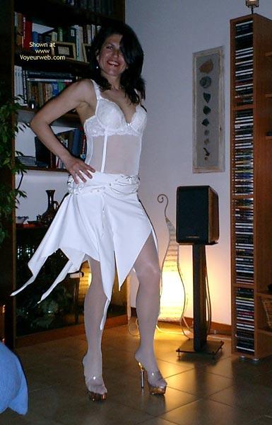 Pic #2 - Sexycri In White