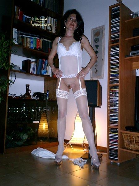 Pic #8 - Sexycri In White