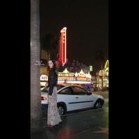 Li'l Tigress Does Hollywood Boulevard