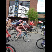 Naked Bicyclists 2