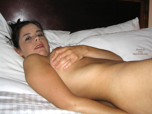 Pic #7 - Haylee In Bed