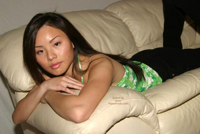 Pic #1 - Freshman Christine'S Asian Student Body