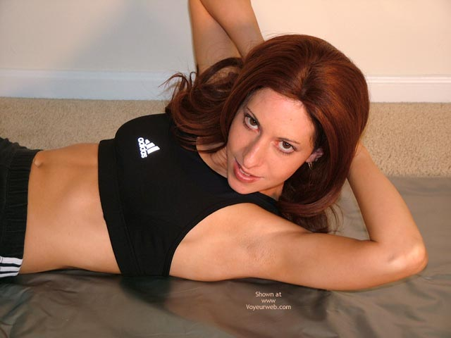 Pic #1 - Simone First Timer Pilates Wkout