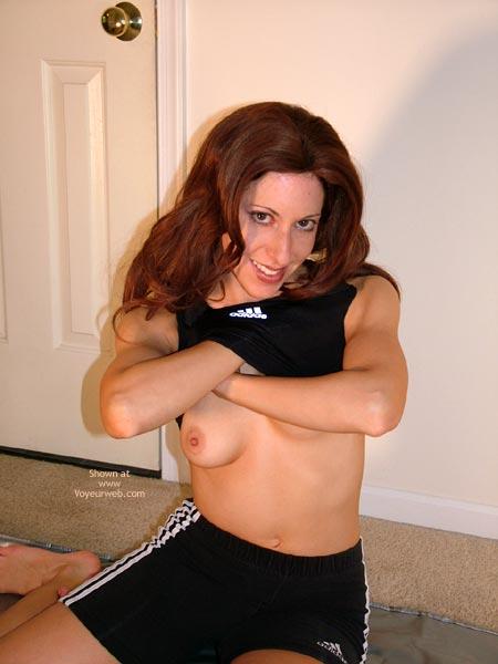 Pic #2 - Simone First Timer Pilates Wkout
