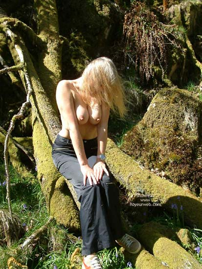 Pic #2 - Annette In The Woods
