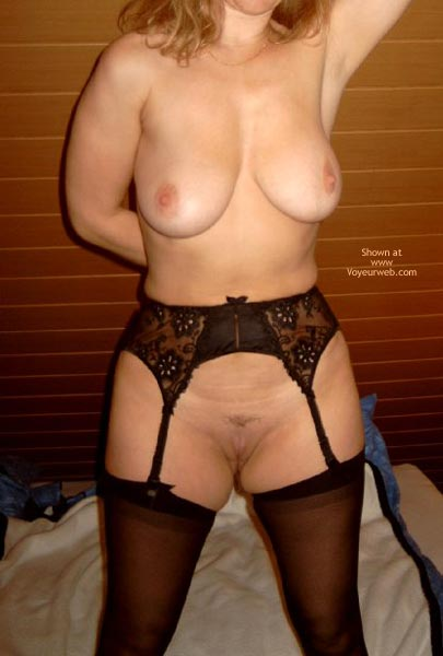 Pic #2 - The First Black Dessous