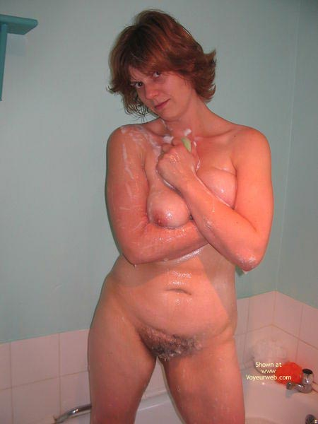 Pic #4 - My Busty Wife