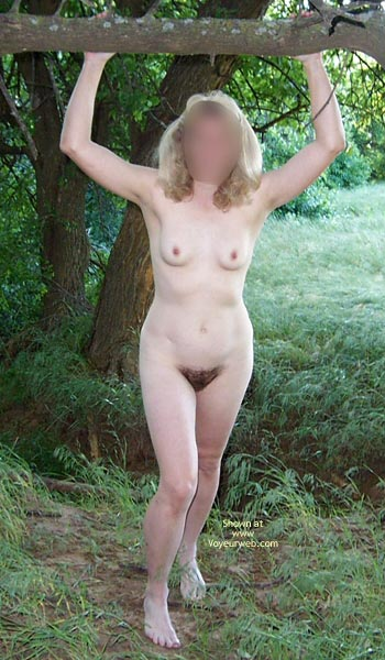 Pic #3 - Natural Wife In Meadow