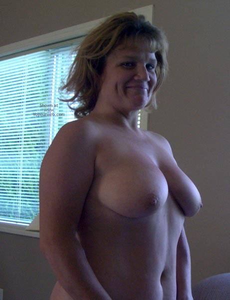 Pic #3 - Tina Gets Naked