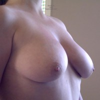 Tina Gets Naked