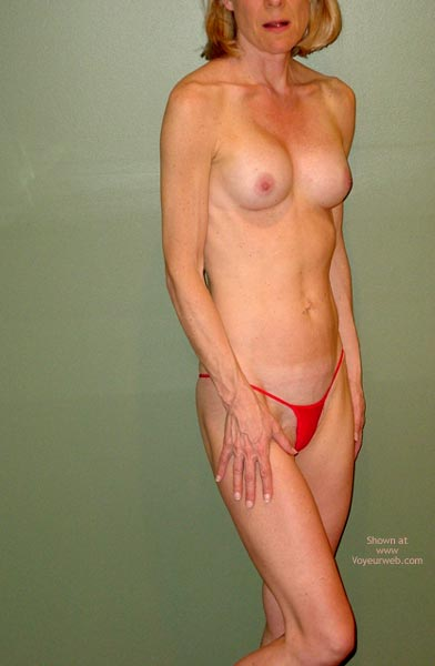 Pic #7 - Red String Bikini