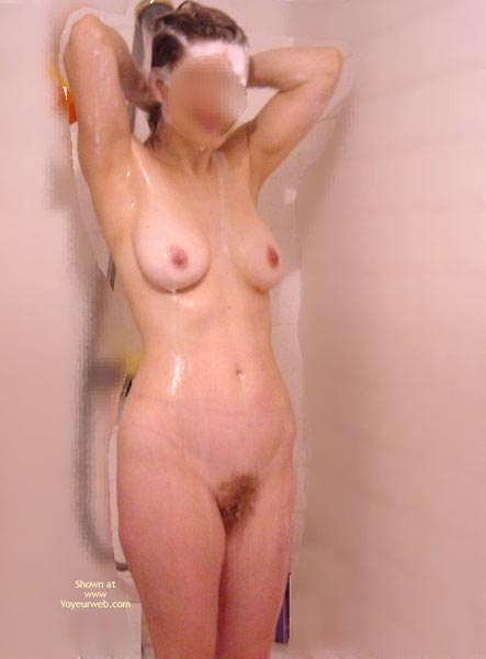 Pic #2 - Turning Forty Takes A Shower