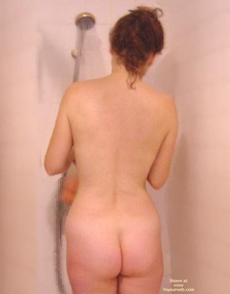 Pic #3 - Turning Forty Takes A Shower