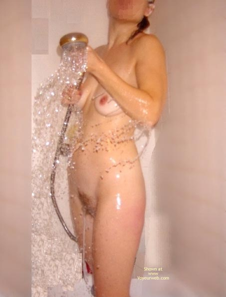 Pic #4 - Turning Forty Takes A Shower
