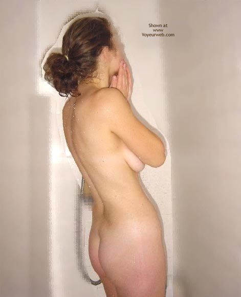 Pic #5 - Turning Forty Takes A Shower
